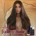 Thicker, Fuller Hair is Yours